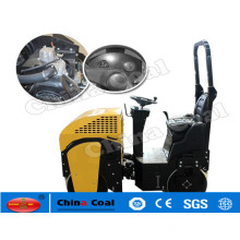 double drum vibrating road roller with best price